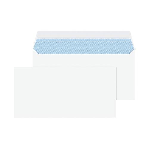 Blake PurelyEveryday Dl 100gsm Peel & Seal White Envelopes (Pack of 50) 23882/50PR