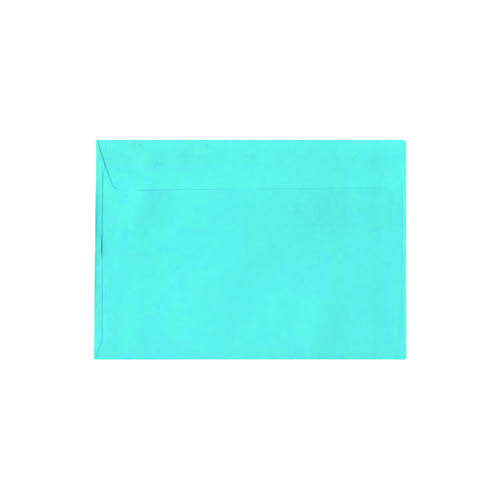 C5 Wallet Envelope Peel and Seal 120gsm Cocktail Blue (Pack of 250) BLK93017