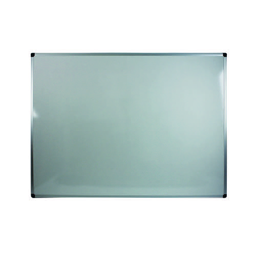 Bi-Office Aluminium Trim Drywipe Board 1200x900mm MA0512170