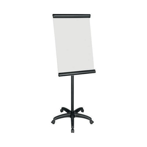 Bi-Office Frameless Mobile Flipchart Easel 900x600mm EA6700115