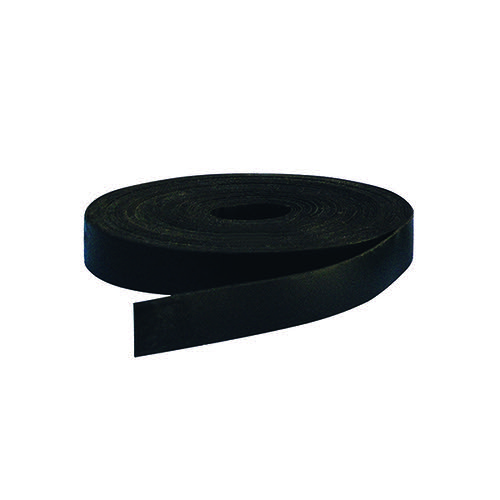 Bi-Office Magnetic Tape 10mmx5m Black FM01015