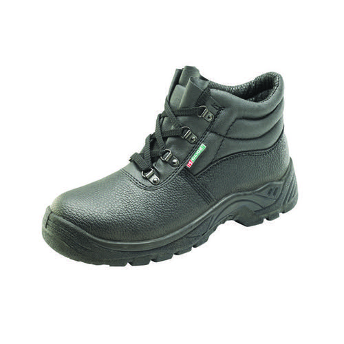 Mid Sole 4 D-Ring Boot Black Size 9 CDDCMSBL09