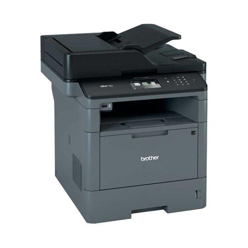 Brother Mono MFC-L5700DN Grey Multifunction Laser Printer MFC-L5700DN