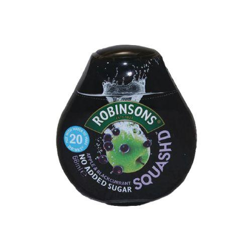 Robinsons Squashd Apple and Blackcurrant 66ml 0402041