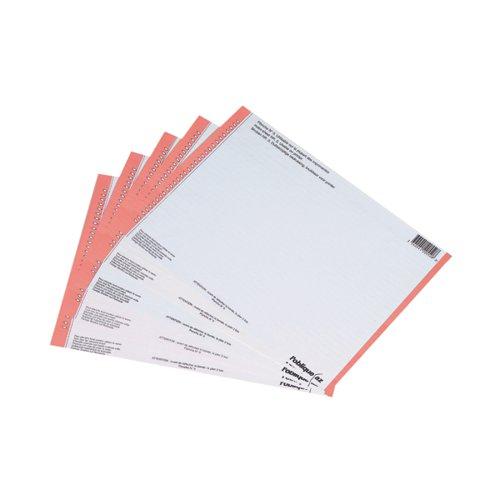 Elba Suspension Files Label Sheet Vertical (Pack of 10) 100330197