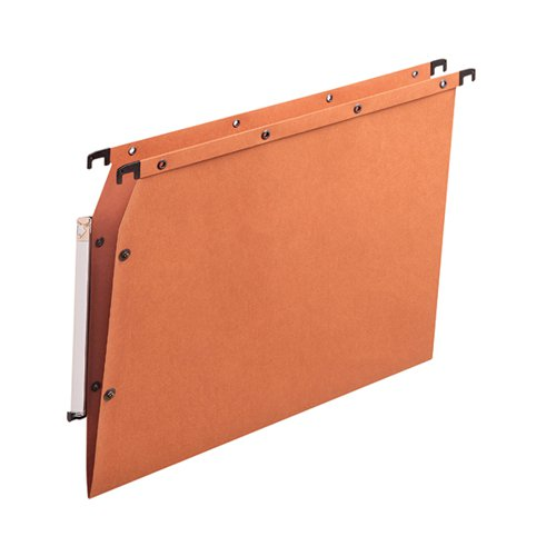 Elba Suspension File Azv Vbtm Manilla A4 Orange (Pack of 25) 100330473
