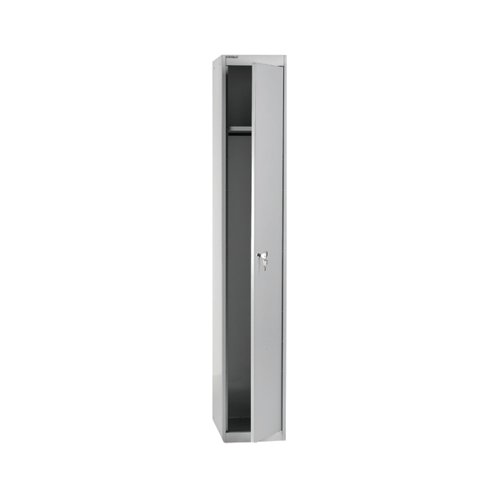 Bisley 1 Door Locker D457mm Goose Grey BY09215