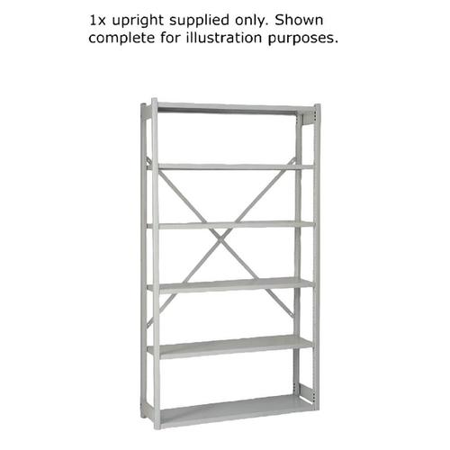 Bisley W1000xD300mm Grey Shelving Extension Kit 1018ESEXK30-AT4
