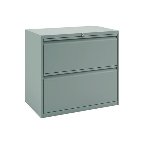Bisley 2 Drawer Unit Goose Grey BY74760