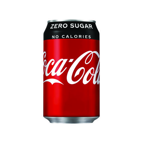 Coke Zero Soft Drink 330ml (Pack of 24) FOCOC018C