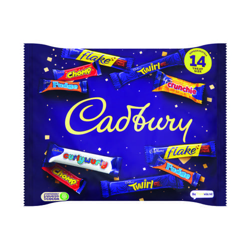 Cadburys Heroes Variety Bag Each 4254642