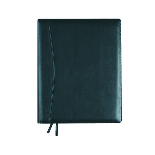 Collins Elite Diary Day Per Page Executive Black 2021 1100V