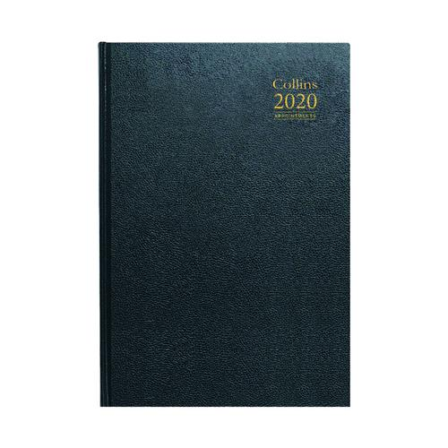 Collins Academic Diary Day Per Page Appt A4 Assorted 2020-21 44M