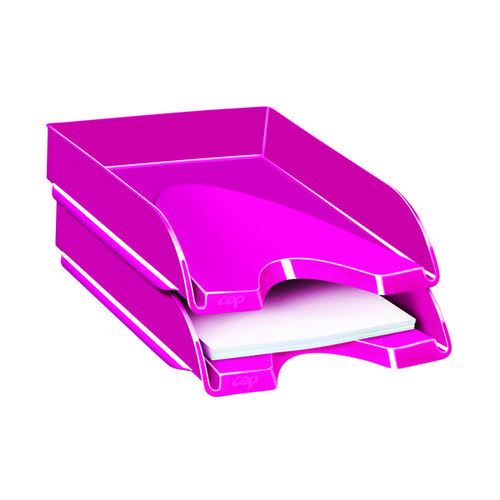 CEP Pro Gloss Letter Tray Pink 200GPINK