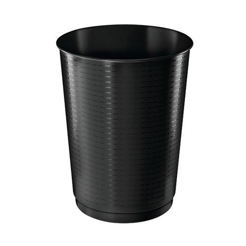 CEP Maxi Waste Bin Graphite (40 Litre Capacity 380 x 495mm) 133