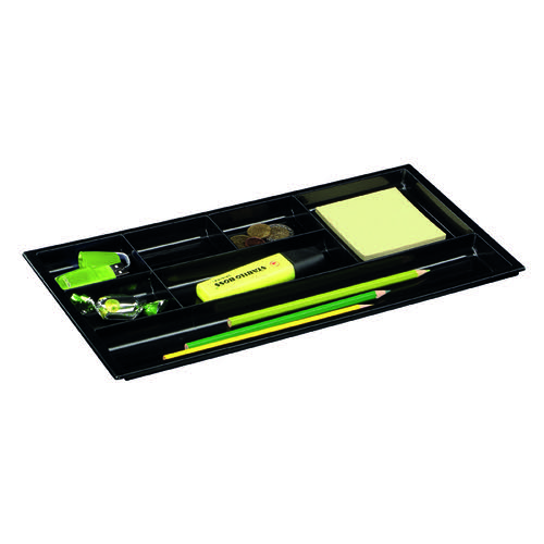 CEP Drawer Black Organiser (W344 x D185 x H20mm) 149/4