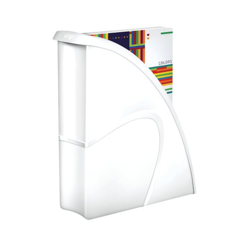CEP Pro Gloss Magazine File White 674GWHITE