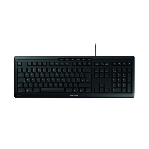 Cherry Stream Corded Keyboard JK-8500GB-2