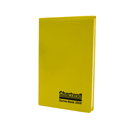 Exacompta Chartwell Plain Weather Resistant Field Book 130x205mm 2006