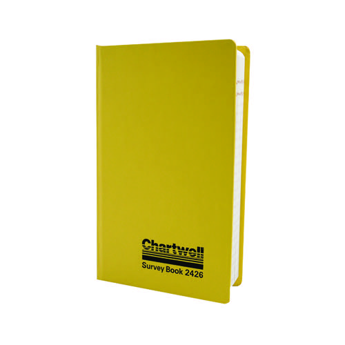 Exacompta Chartwell Weather Resistant Level Book 192x120mm 2426
