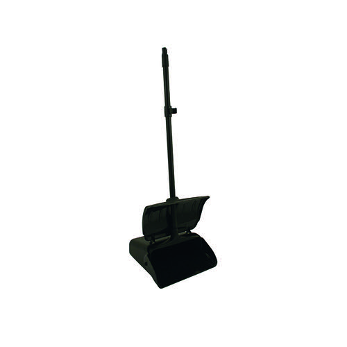 Lobby Dustpan and Brush Set (Soft brustles on brush, Lid on dustpan) HDLP.01
