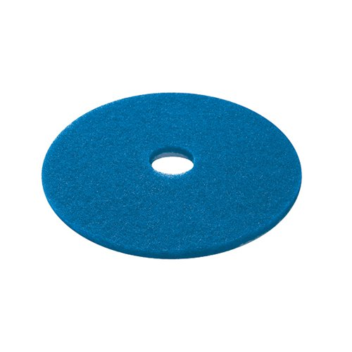 3M Cleaning Floor Pad 380mm Blue (Pack of 5) 2ndBU15 Cleaning Appliances CNT01619