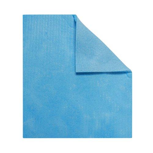 Robert Scott Sponge Cloths Blue (Pack of 10) 100236