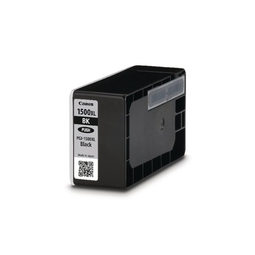 Canon PGI-1500Xl Black Inkjet Cartridge 9182B001