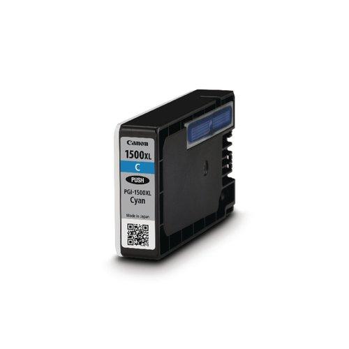 Canon PGI-1500Xl Cyan Inkjet Cartridge 9193B001