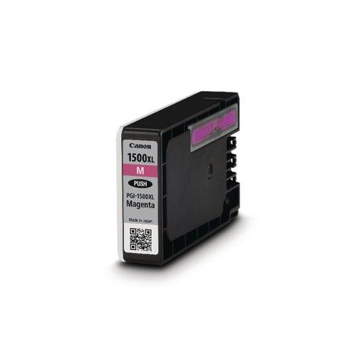 Canon PGI-1500Xl Magenta Inkjet Cartridge 9194B001 CO00390
