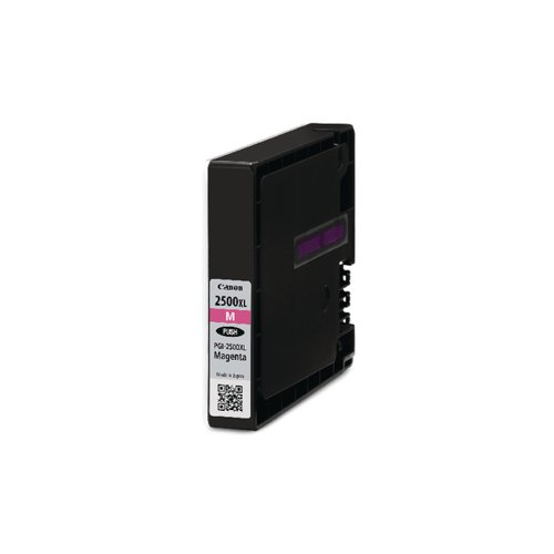 Canon PGI-2500XLM Magenta Ink Cartridge 9266B001