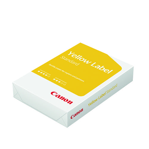 Canon A3 Yellow Label Standard Paper 80gsm White 96600553 CO01119
