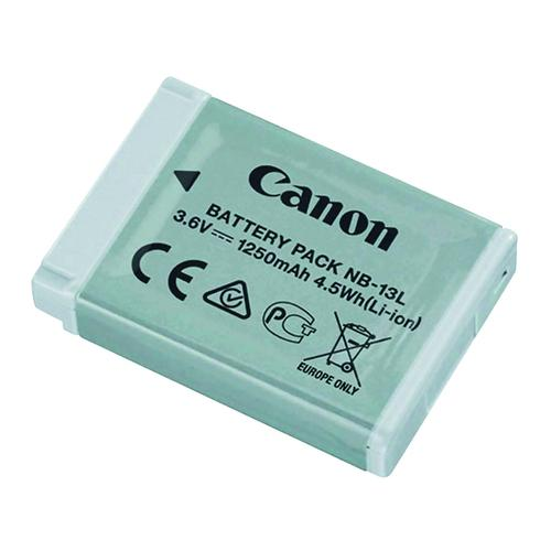 Canon NB-13L Battery Pack for Powershot 9839B001AA