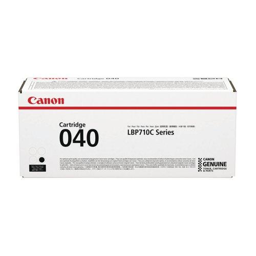 Canon 040 Black Standard Yield Toner Cartridge 0460C001