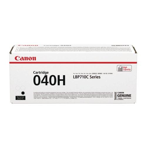 Canon 040H Black High Capacity Toner Cartridge 0461C001
