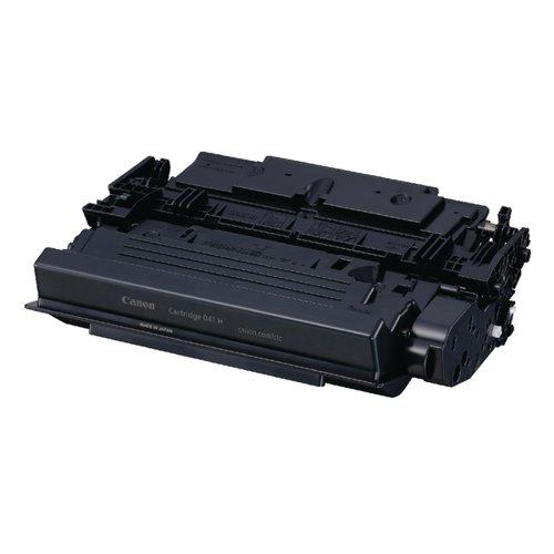 Canon 041H Black High Capacity Laser Toner Cartridge 0453C002