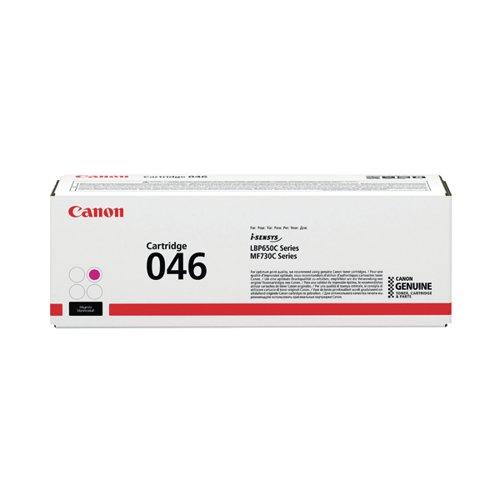 Canon 046M Magenta Laser Toner Cartridge 1248C002