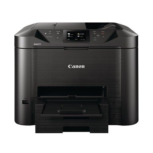 Canon Maxify MB5455 Colour Multifunction Inkjet Printer 0971C028