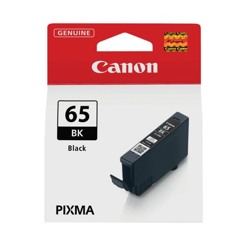 Canon CLI-65 Photo Black Ink Tank 4215C001