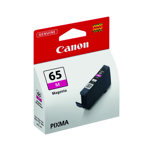 Canon CLI-65 Magenta Ink Tank 4217C001
