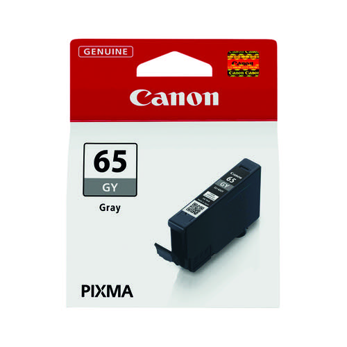 Canon CLI-65 Grey Ink Tank 4219C001 by Canon, CO15934