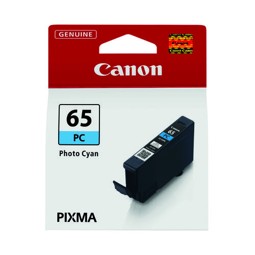 Canon CLI-65 Photo Cyan Ink Tank 4220C001