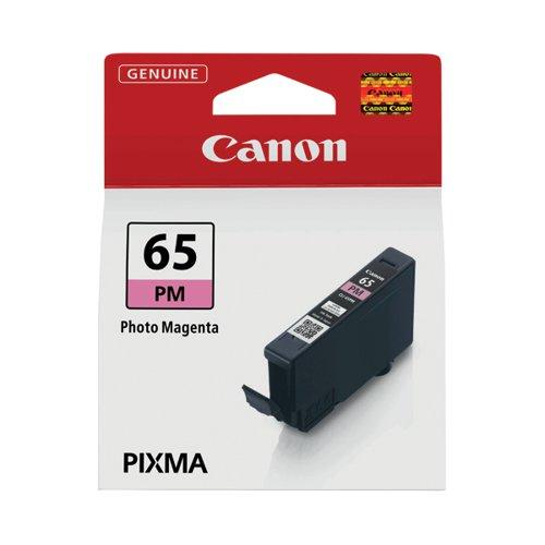 Canon CLI-65 Photo Magenta Ink Tank 4221C001 by Canon, CO15941