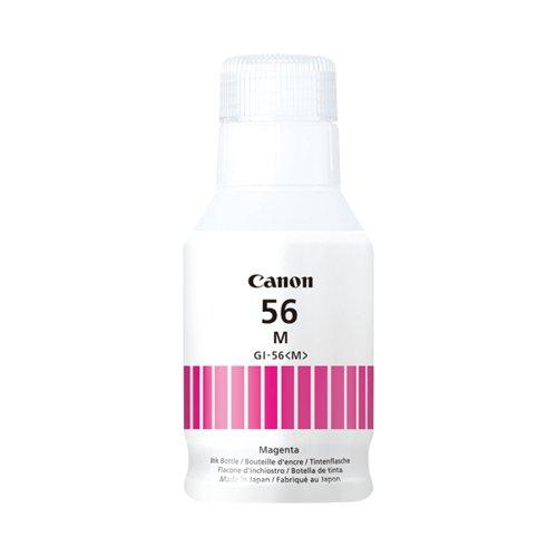 Canon GI-56 Magenta Ink Bottle 4431C001