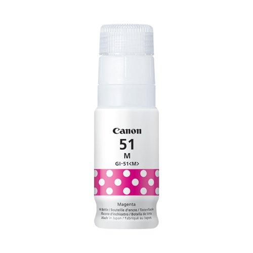 Canon GI-51 Magenta Ink Bottle 4547C001