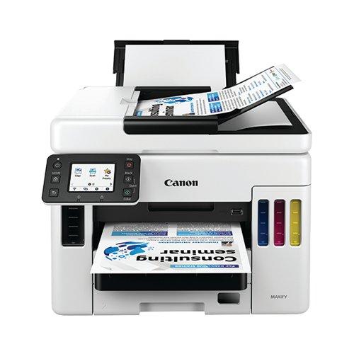 Canon Maxify GX7050 4in1 Refillable Ink Tank Inkjet Printer 4471C008