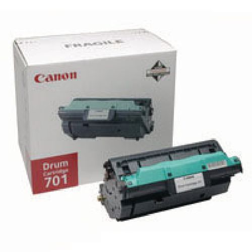 Canon Laser Shot LBP-5200 Drum Unit 701 (Capacity: 20 000 mono or 5000 colour) 9623A003