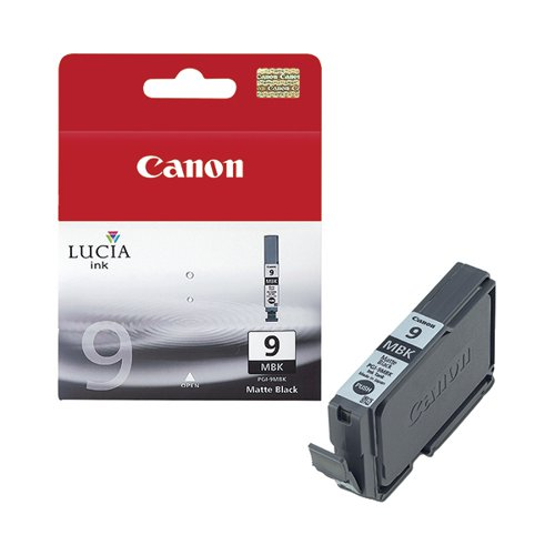 Canon PGI-9MBK Matte Black Inkjet Cartridge 1033B001