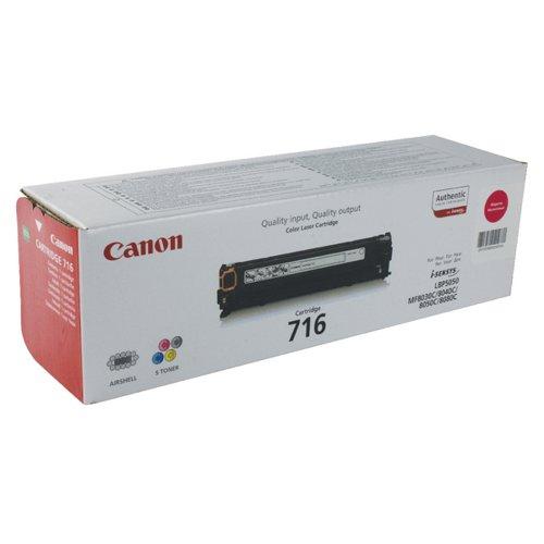 Canon 716M Magenta Toner Cartridge 1978B002