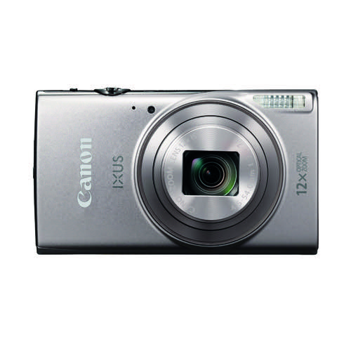 Canon IXUS 285 Digital Camera Silver 1079C007